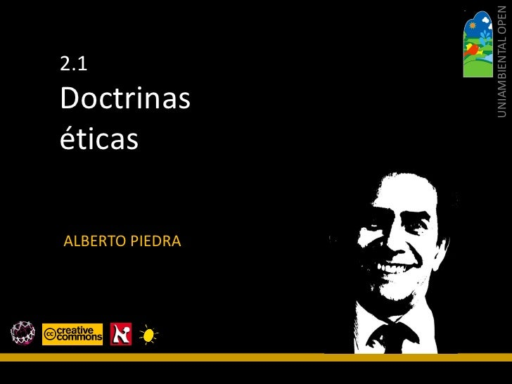 Doctrinas éticas 2.1