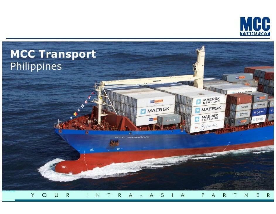 MCC Intra-Asia presentation