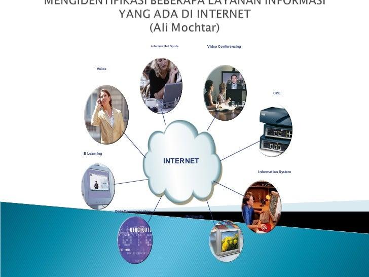 2.2. mengidentifikasi beberapa layanan informasi yang ada di internet