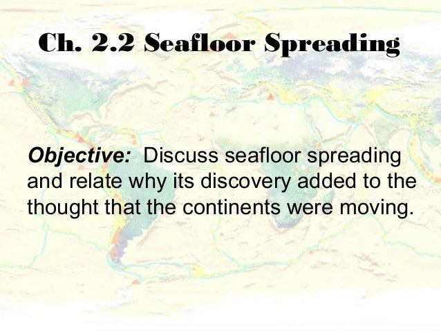 2.2 seafloor spreading no movie