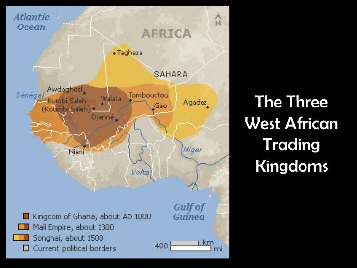 west african empires West african civilizations comparing and contrasting use a venn diagram to compare and contrast information about the mali and  west african empires, 1000–1500.