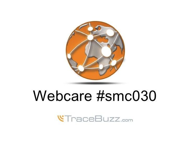 Webcare #smc030