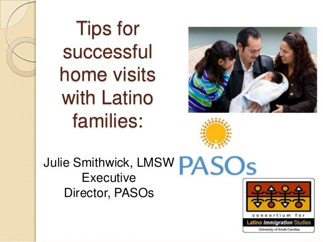 Working with Latino Families