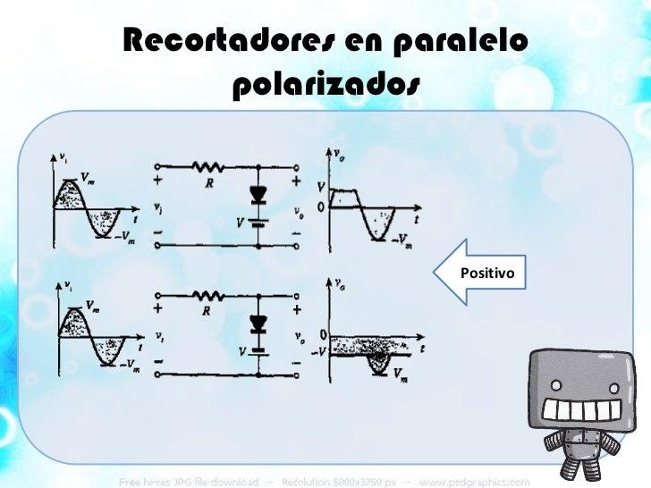Circuito Recortador : Recortadores con diodos