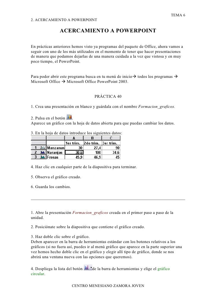 2. Acercamiento A Powerpoint