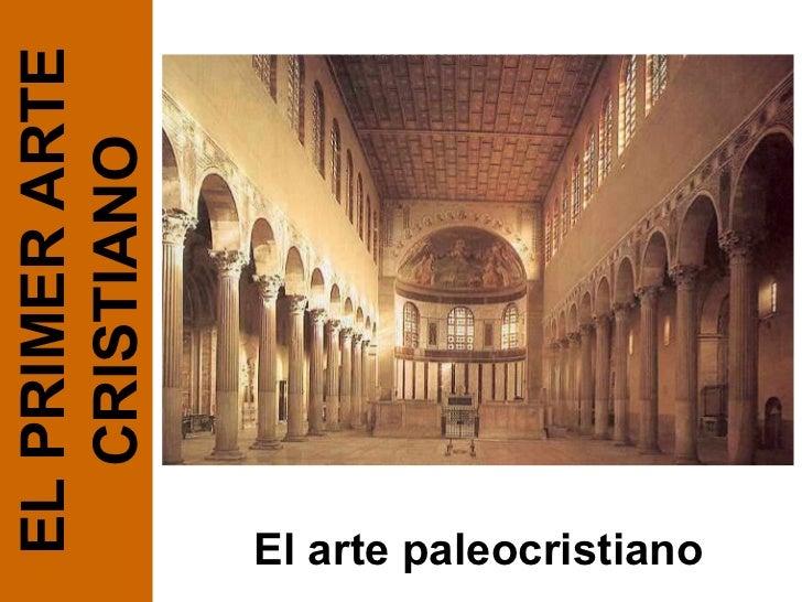 2. Arte Paleocristiano