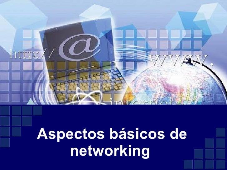 Importancia de las redes