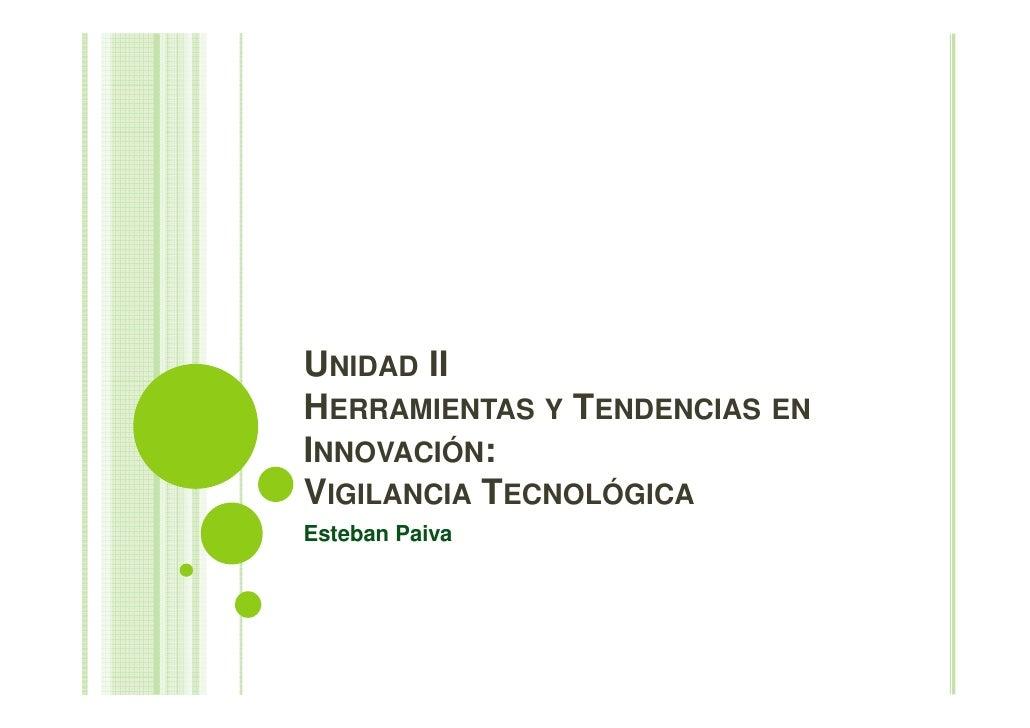 2.b. Introducción y Vigilancia Tecnológica