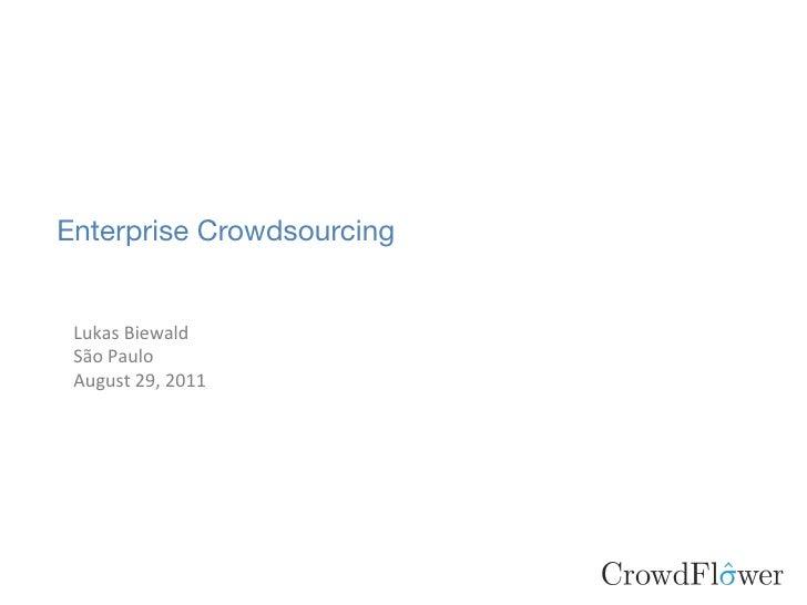 Crowdflower – As pessoas são melhores que os computadores.