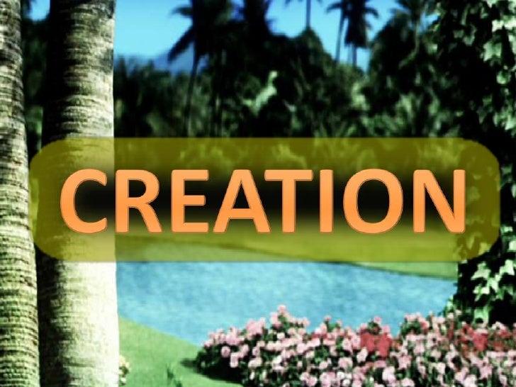 2. creation