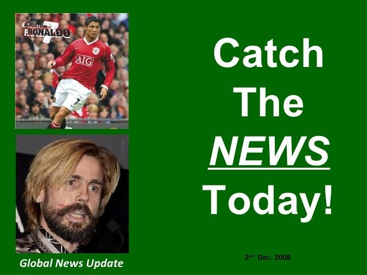 2 Dec.Global News Update