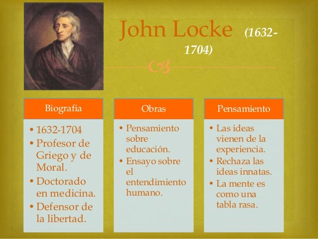 locke berkeley hume I modern science has to some extent vindicated locke's view of this a the way something tastes or smells to us is largely determined by the shape of the.