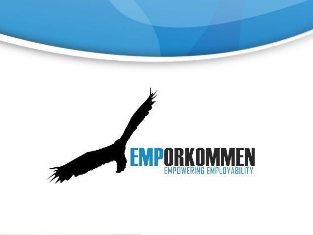 "The objective behind starting an organization like  Emporkommen lies behind the meaning of the word.  ""Emporkommen"" is a G..."