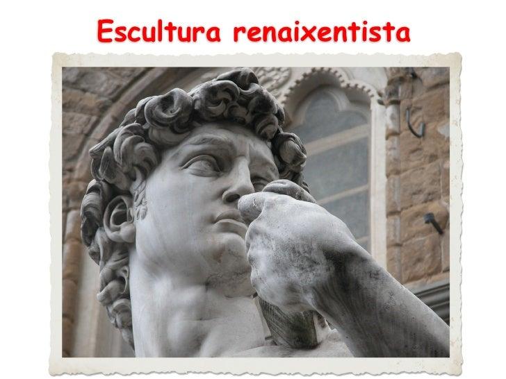 Escultura renaixentista