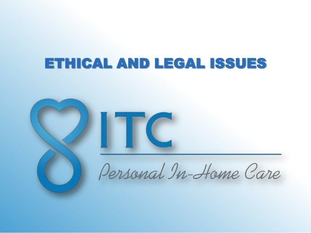 2. ethical and legal issues