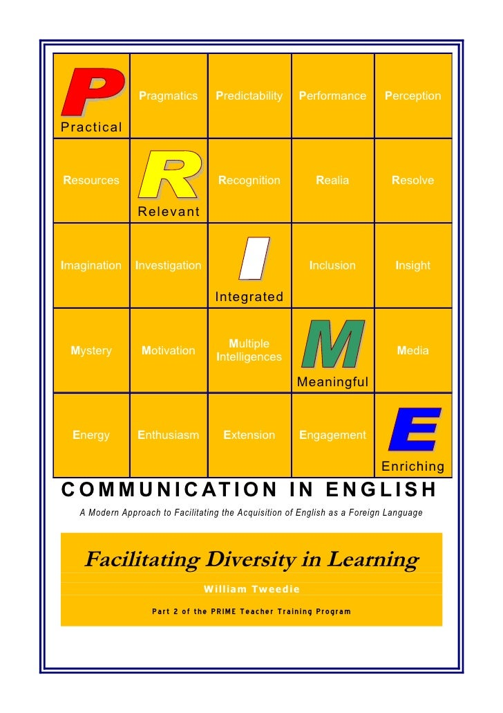 2   Facilitating Diversity in Learning Course Resource Book