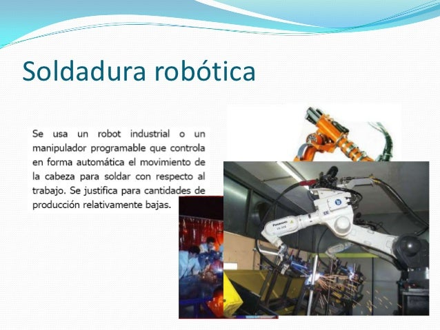 Fundamentos de soldadura for Que es soldadura