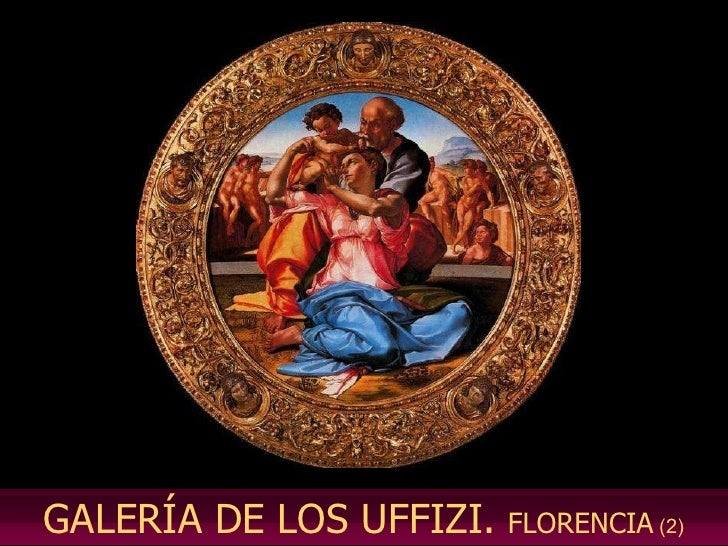 GALERÍA DE LOS UFFIZI.  FLORENCIA  (2)