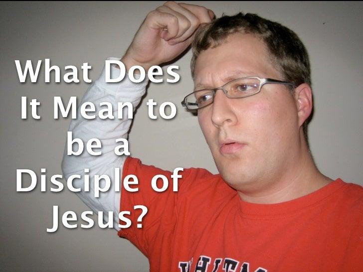 2. How Do I Begin to Disciple Someone? KeyNote