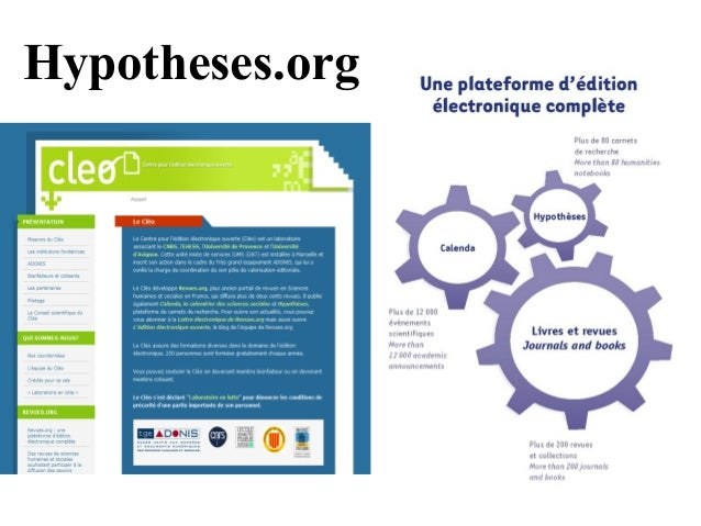 Hypotheses.org