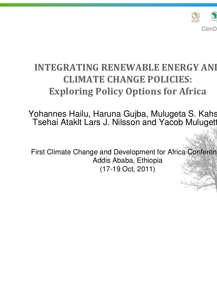 2. integrating re and cc policies