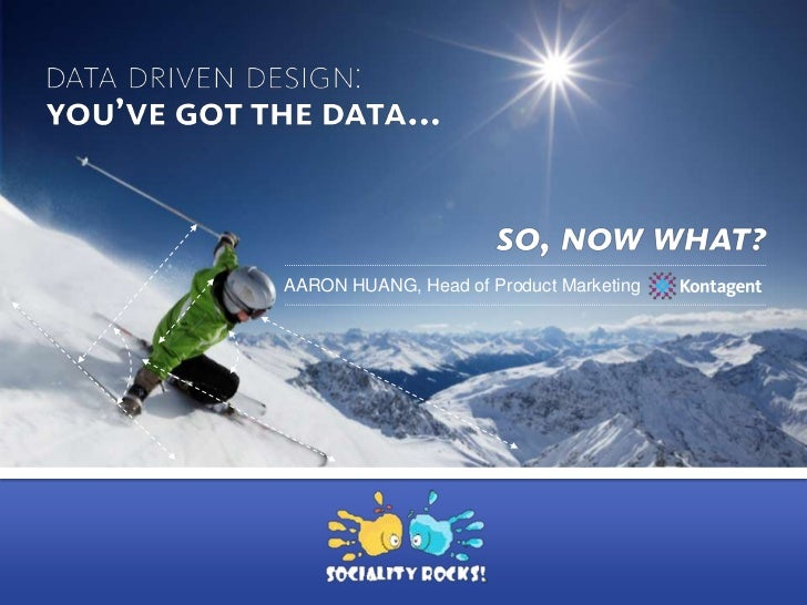 AARON HUANG, Head of Product Marketing