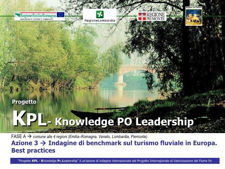 2.KPL - Benchmarking su sistemi fluvilai europeief