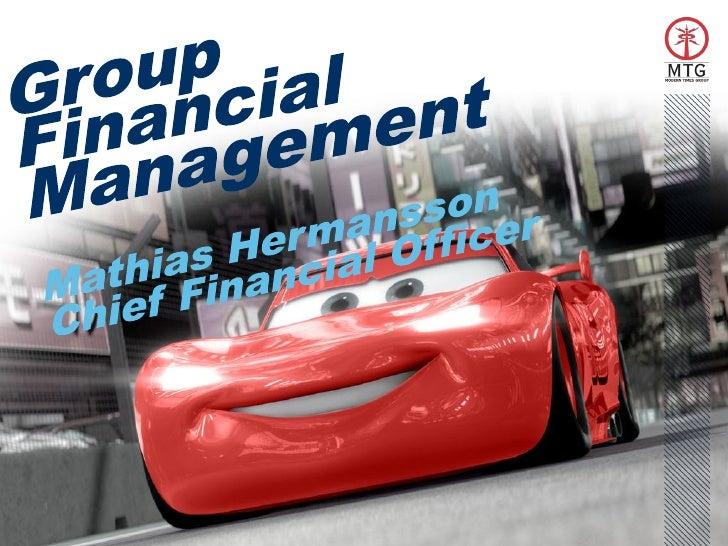 2. mathias hermansson   group financial management