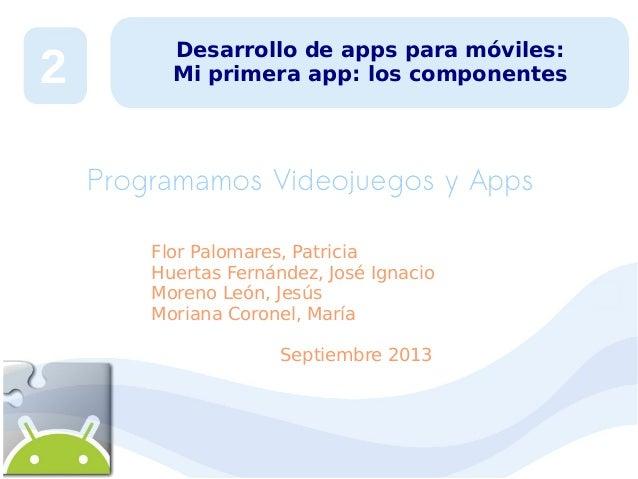 2  mi primera app i