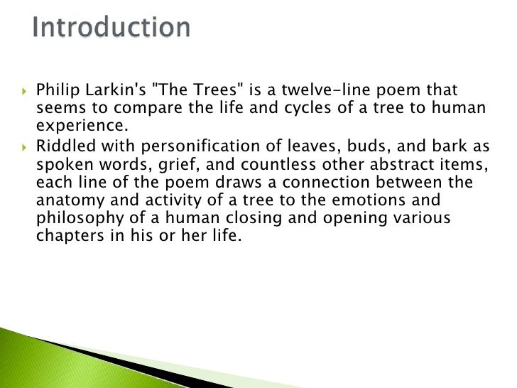 Philip larkin essay