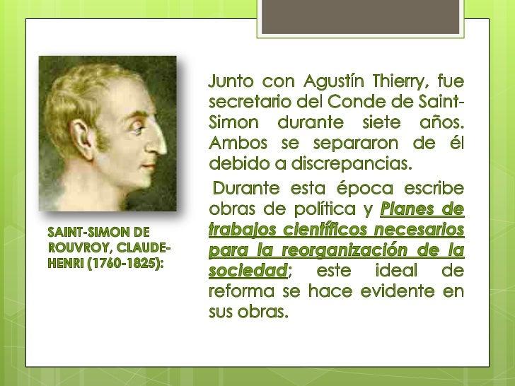 auguste comte positivismo pdf