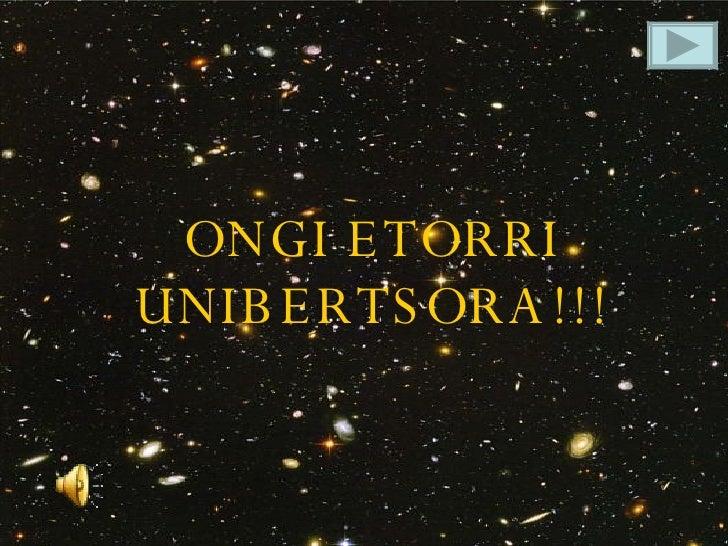 2. Ppt Lana   Unibertsoa