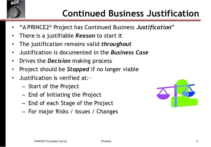 business justification template - Fieldstation.co