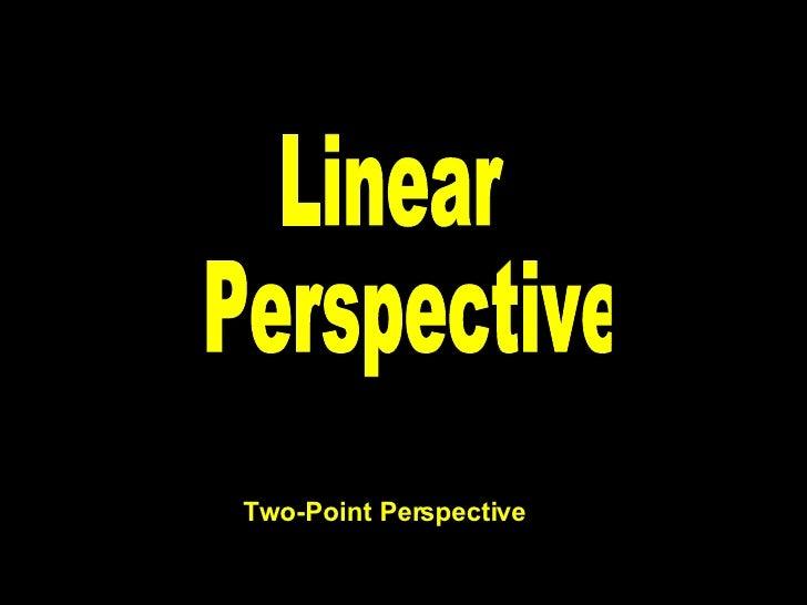 2 Pt Perspective