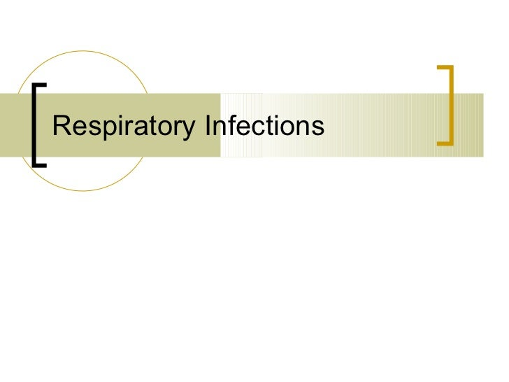 2.respiratory infections