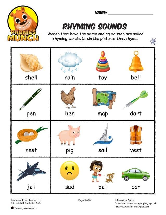 kindergarten cvc worksheets