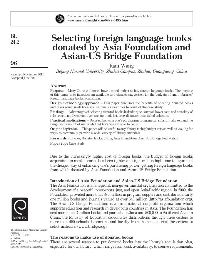 2.selecting foreign