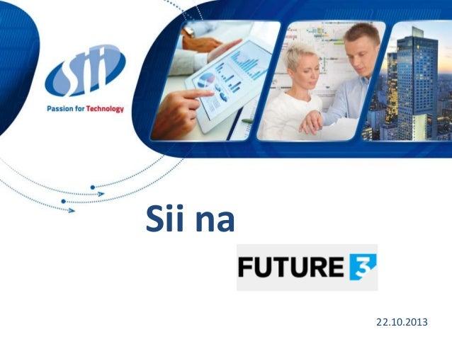 Prezentacja firmy Sii