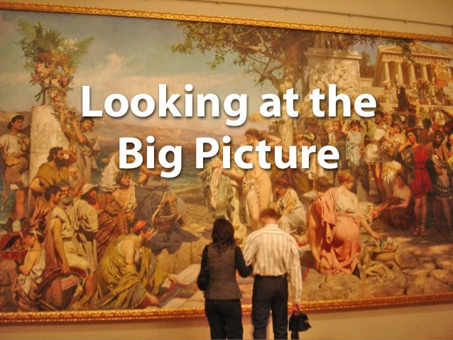 2. The Big Picture - Gospel and Church
