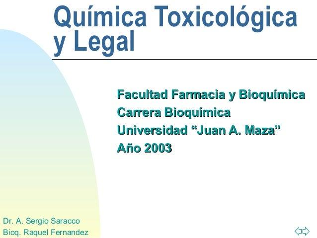 2 toxicologia