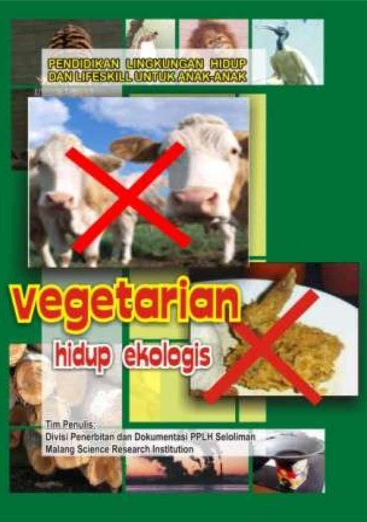Vegetarian Hidup Ekologis