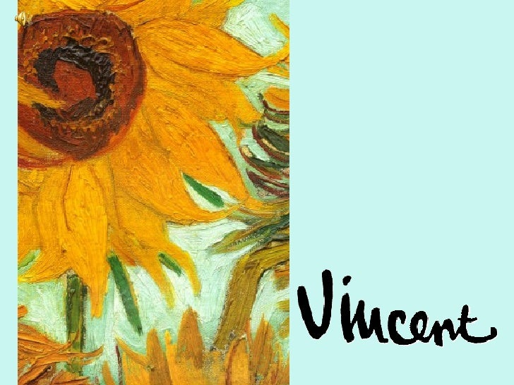 2  Vincent Paintings History