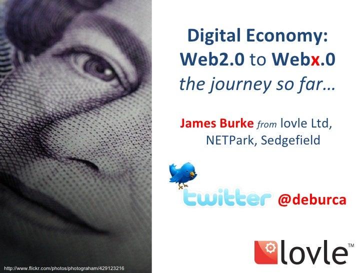 2. James Burke, Lovle ltd - Digital Economy