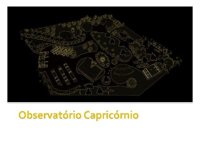 Parque  -‐  Observatório  Municipal  de  Campinas  Jean  Nicolini  -‐  OMCJN