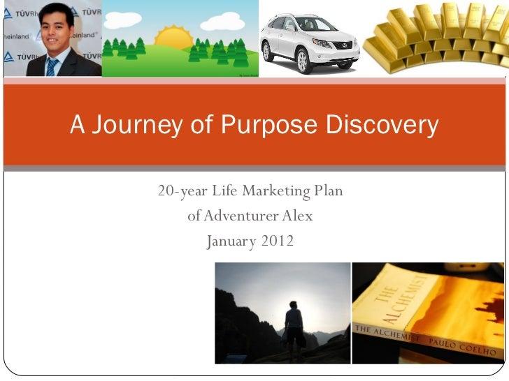 20 yr life marketing plan