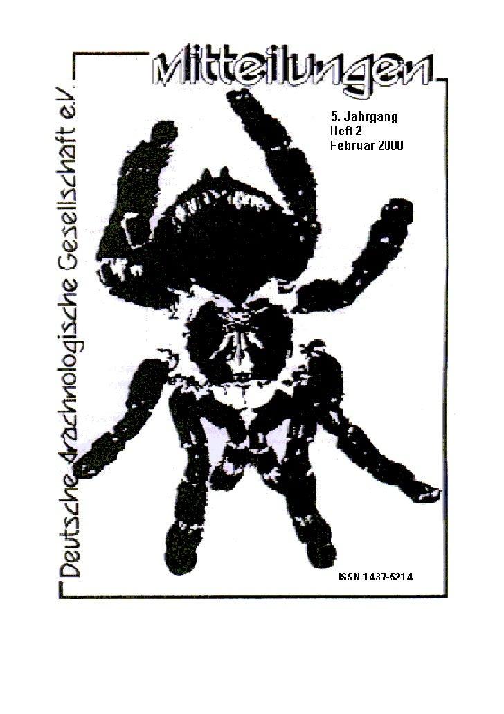 DeArGe Mitteilungen 2/2000