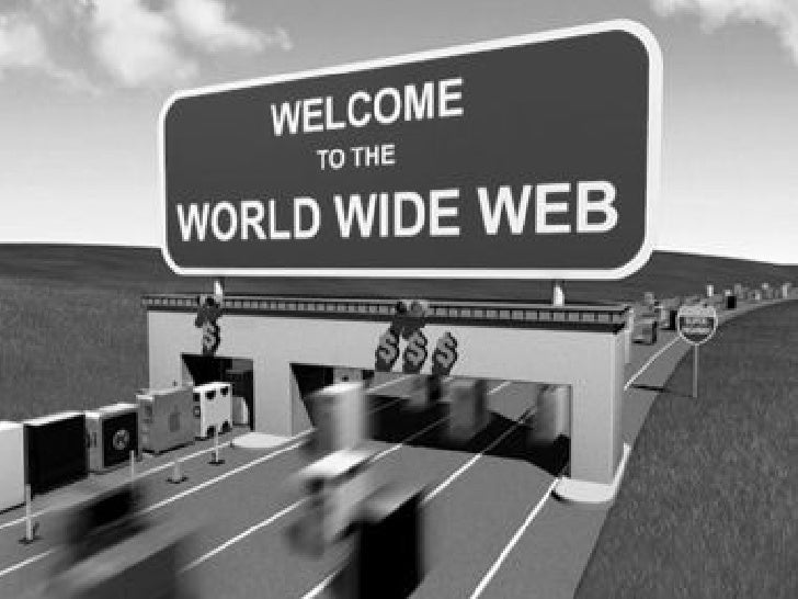 an introduction to the world wide webs history The web's transition to the mainstream is helped by the appearance of mosaic, an intuitive, user-friendly browser, in 1993, and then a year later by netscape navigator, which attains an 80% share.