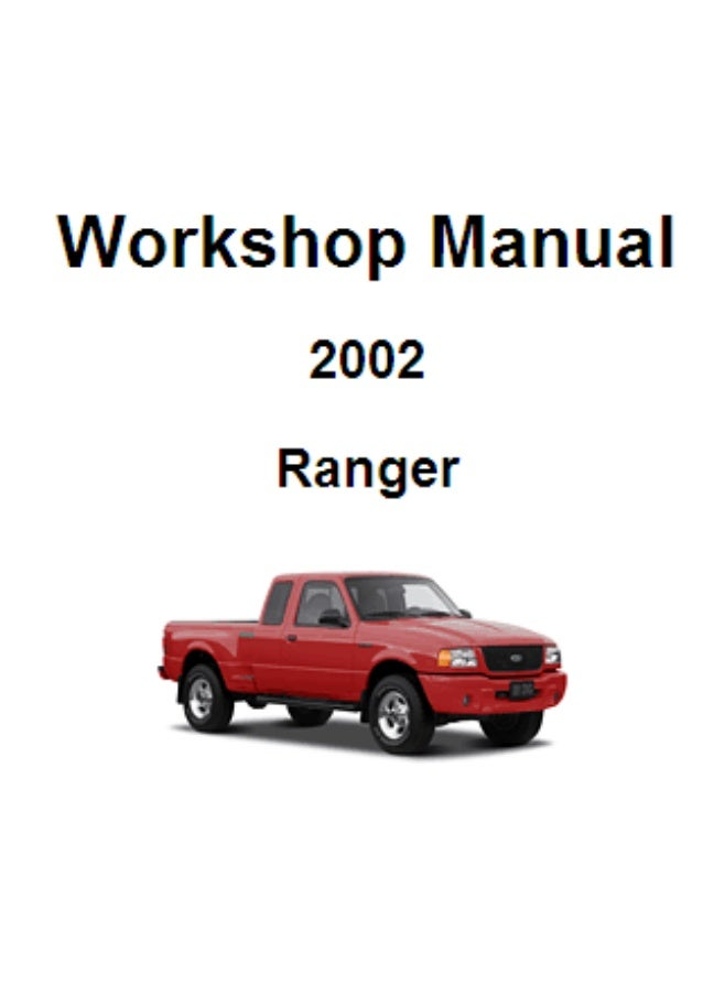 2002 Ranger Workshop Manual  Quick Links  Introduction Specifications Metrics Torque Wrench Adapter Formulas Acronyms Alph...
