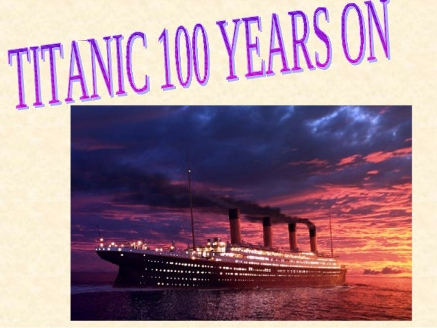 • A cruise ship has retraced the Titanics  route across the North Atlantic exactly 100  years after the liner sank there.