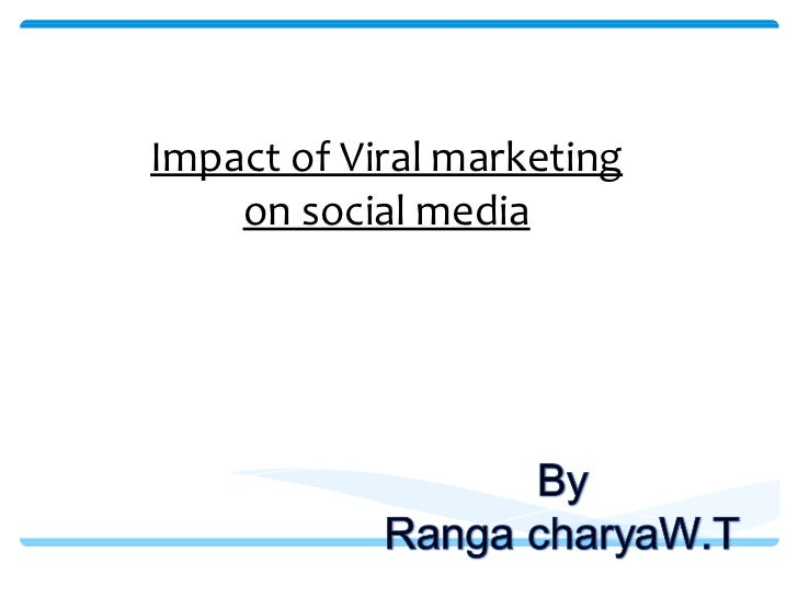 Impact of Viral marketing on social media -a case study on Deccan chargers.